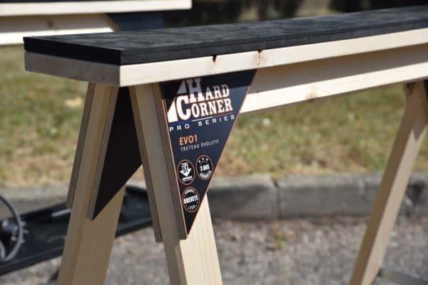 Hard Corner protection des materiaux